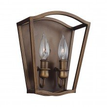 Elstead - Feiss - Yarmouth FE-YARMOUTH-2W Wall Light