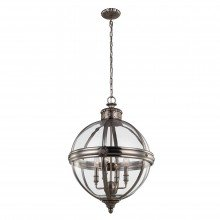 Elstead - Feiss - Adams FE-ADAMS-4P-ANL Chandelier