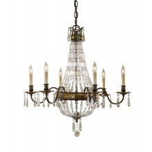 Elstead - Feiss - Bellini FE-BELLINI6 Chandelier