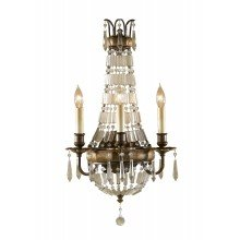 Elstead - Feiss - Bellini FE-BELLINI-W3 Wall Light
