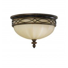 Elstead - Feiss - Drawing Room FE-DRAWING-ROOM-FB Flush Light