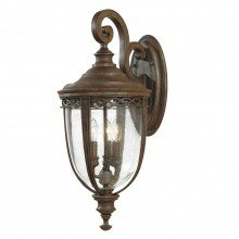 Elstead - Feiss - English Bridle FE-EB2-L-BRB Wall Light