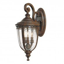 Elstead - Feiss - English Bridle FE-EB2-M-BRB Wall Light