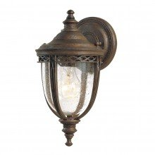 Elstead - Feiss - English Bridle FE-EB2-S-BRB Wall Light
