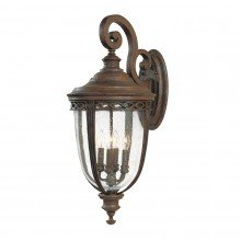 Elstead - Feiss - English Bridle FE-EB2-XL-BRB Wall Light