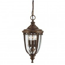 Elstead - Feiss - English Bridle FE-EB8-M-BRB Chain Lantern