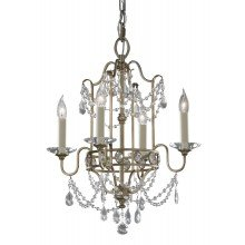 Elstead - Feiss - Gianna FE-GIANNA4 Chandelier