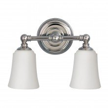 Elstead - Feiss - Huguenot Lake FE-HUGOLAKE2BATH Wall Light