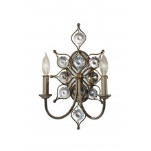 Elstead - Feiss - Leila FE-LEILA2 Wall Light