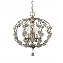 Elstead - Feiss - Leila FE-LEILA3 Chandelier