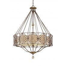 Elstead - Feiss - Marcella FE-MARCELLA4 Chandelier