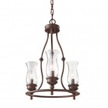 Elstead - Feiss - Pickering Lane FE-PICKERING-LANE3 Chandelier