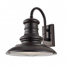 Elstead - Feiss - Redding Station FE-REDDING2-L-RB Wall Light