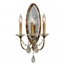 Elstead - Feiss - Valentina FE-VALENTINA-W3 Wall Light