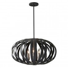 Elstead - Feiss - Woodstock FE-WOODSTOCK-P-L Chandelier
