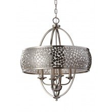 Elstead - Feiss - Zara FE-ZARA4-L Chandelier