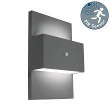 Elstead - Norlys - Geneve GENEVE-PIR-GRA Wall Light