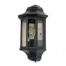 Elstead - Garden Zone - Newbury GZH-NB7 Half Lantern