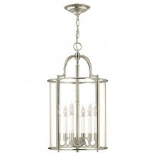 Elstead - Hinkley Lighting - Gentry HK-GENTRY-P-L-PN Pendant
