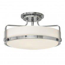 Elstead - Hinkley Lighting - Harper HK-HARPER-SFM-CM Semi-Flush
