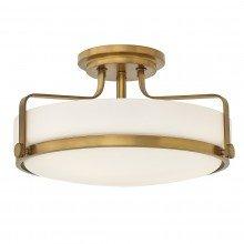 Elstead - Hinkley Lighting - Harper HK-HARPER-SFM-HB Semi-Flush