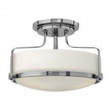 Elstead - Hinkley Lighting - Harper HK-HARPER-SFS-CM Semi-Flush