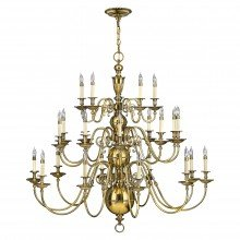 Elstead - Hinkley Lighting - Cambridge HK-CAMBRIDGE25 Chandelier