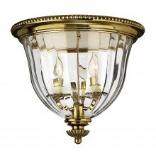 Elstead - Hinkley Lighting - Cambridge HK-CAMBRIDGE-F-B Flush Light