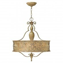Elstead - Hinkley Lighting - Carabel HK-CARABEL-P-B Chandelier