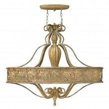 Elstead - Hinkley Lighting - Carabel HK-CARABEL-P-D Chandelier