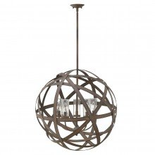 Elstead - Hinkley Lighting - Carson HK-CARSON-5P Chandelier