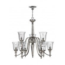 Elstead - Hinkley Lighting - Chandon HK-CHANDON9 Chandelier
