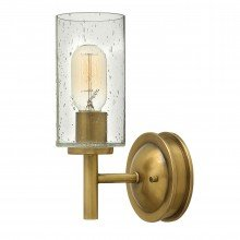 Elstead - Hinkley Lighting - Collier HK-COLLIER1 Wall Light