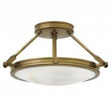 Elstead - Hinkley Lighting - Collier HK-COLLIER-SF-S Semi-Flush