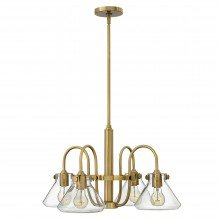 Elstead - Hinkley Lighting - Congress HK-CONGRESS4-A-BC Chandelier