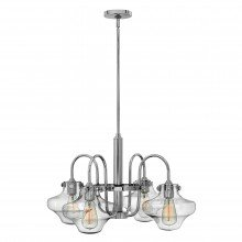 Elstead - Hinkley Lighting - Congress HK-CONGRESS4-B-CM Chandelier