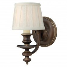 Elstead - Hinkley Lighting - Dunhill HK-DUNHILL1 Wall Light