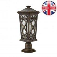 Elstead - Hinkley Lighting - Enzo HK-ENZO3-S Pedestal