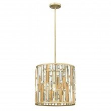 Elstead - Hinkley Lighting - Gemma HK-GEMMA-P-B-SL Pendant