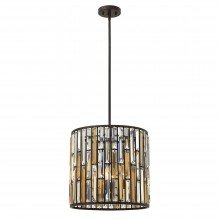 Elstead - Hinkley Lighting - Gemma HK-GEMMA-P-B-VBZ Pendant