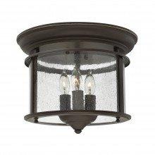 Elstead - Hinkley Lighting - Gentry HK-GENTRY-F-OB Flush Light