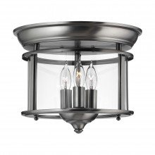Elstead - Hinkley Lighting - Gentry HK-GENTRY-F-PW Flush Light