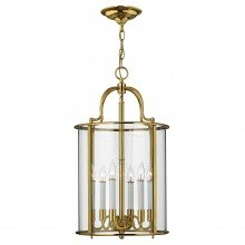 Elstead - Hinkley Lighting - Gentry HK-GENTRY-P-L-PB Pendant