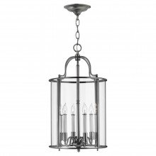 Elstead - Hinkley Lighting - Gentry HK-GENTRY-P-L-PW Pendant
