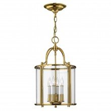 Elstead - Hinkley Lighting - Gentry HK-GENTRY-P-M-PB Pendant