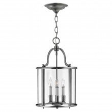 Elstead - Hinkley Lighting - Gentry HK-GENTRY-P-M-PW Pendant