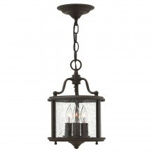 Elstead - Hinkley Lighting - Gentry HK-GENTRY-P-S-OB Pendant