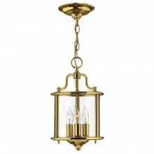 Elstead - Hinkley Lighting - Gentry HK-GENTRY-P-S-PB Pendant