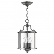 Elstead - Hinkley Lighting - Gentry HK-GENTRY-P-S-PW Pendant