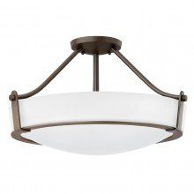 Elstead - Hinkley Lighting - Hathaway HK-HATHAWAY-SFMB Flush Light